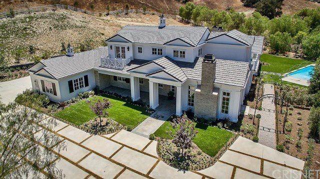 Kylie Jenner sold her home in Hidden Hills, CA, for $6.7 million.