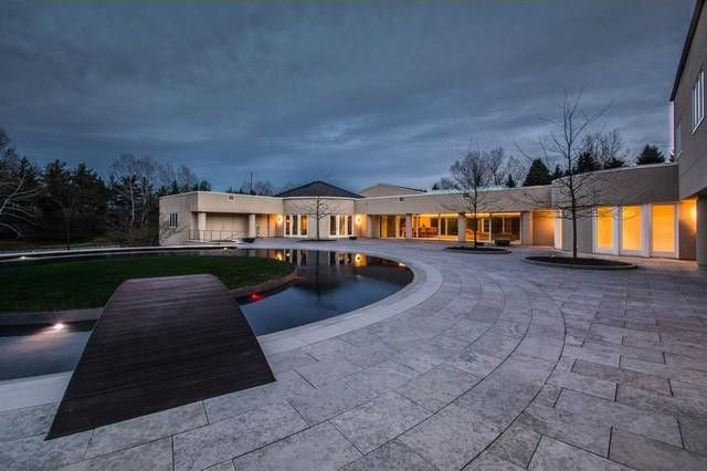 Jordan's Highland Park home