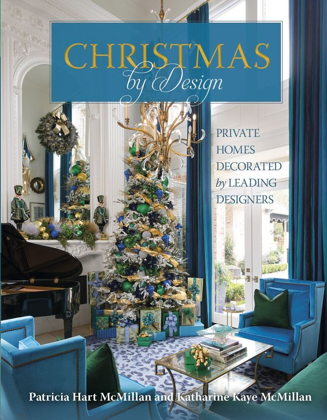 "The ""Christmas by Design"" cover features designer Shay Geyer's nontraditional ..."