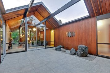Stunning Palo Alto A-Frame Eichler Lists for $2.7M