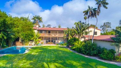 Legendary Landscape Architect Jay Griffith Lists Gorgeous Palisades Mansion