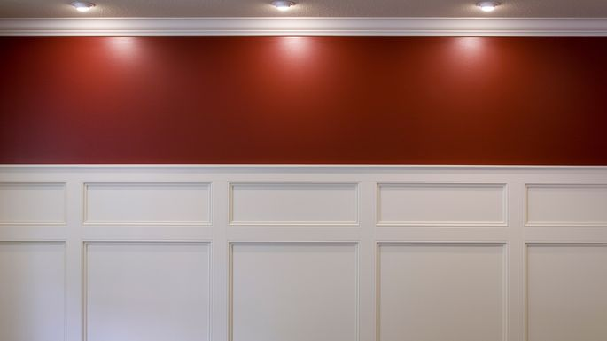 What Is Wainscoting