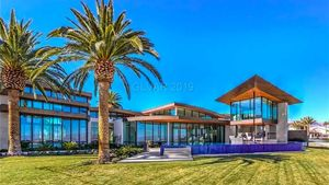 At $30M, This Sleek Compound Is the Most Expensive Listing in Las Vegas