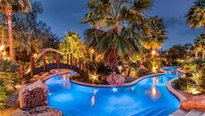 Does This Arizona Mansion Feature the Largest Lazy River in America?
