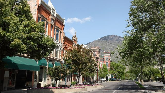 Downtown Provo, UT