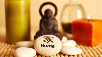 Serenity Now! 8 Feng Shui Secrets for Your Living Room