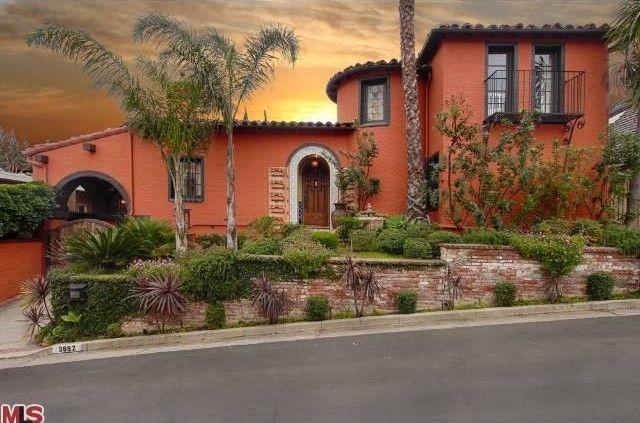 Model Ali Landry Lists Moroccan Style Abode In Los Angeles Realtor
