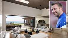 Doing the NFL Draft in Style! Peek Inside the $17M Malibu Mansion Rented by the L.A. Rams