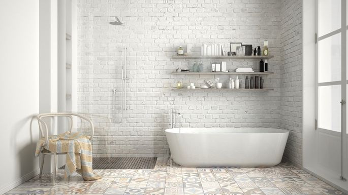 Tile Flooring In The Kitchen Bathroom Beyond Pros And Cons