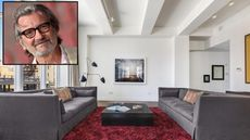 Griffin Dunne Selling His Bright and Airy SoHo Loft for $3.95M