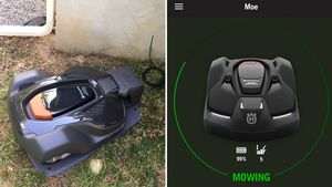 A Robot Lawn Mower Named 'Moe' Mowed My Lawn This Summer: An Honest, Unflinching Review