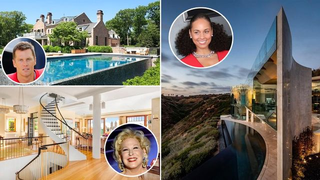The 3 Celebrity Homes From 2019 That You Absolutely Must See | realtor.com®