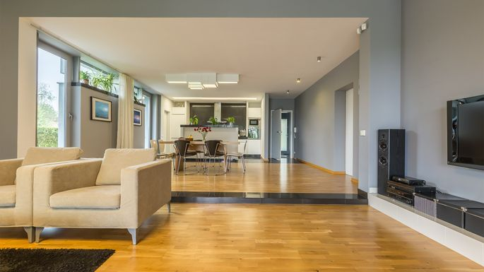 Open Floor Plan Homes The Pros And Cons To Consider Realtor