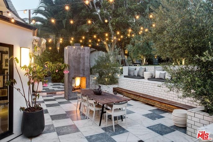 The Ultimate Private Backyard Dining Experience In The C