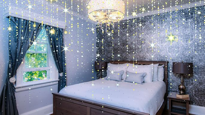 Magic Bedroom Decor