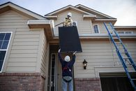 Home Builders Tap the Sun