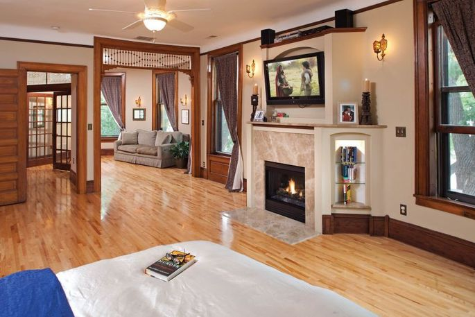 The grand master suite