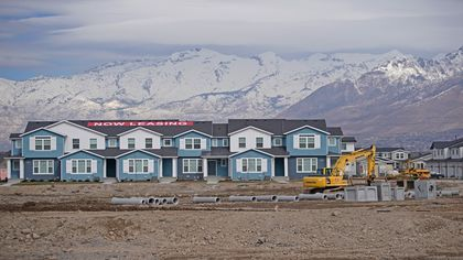U.S. New Home Sales Rose in March