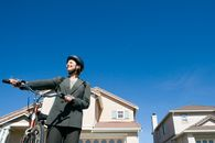 Pedal Power: From D.C. to Portland, OR, Buyers Are Shopping for Homes by Bicycle