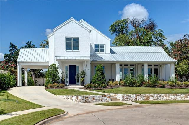 modern farmhouse in fort worth tx
