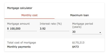 Google's New Mortgage Calculator Is a Good—If Simple—Start