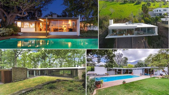 We Re Nuts For Neutra 6 Of His Magnificent Modern Homes For Sale