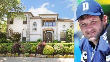 Cowboys QB Tony Romo Selling Million-Dollar Texas Home