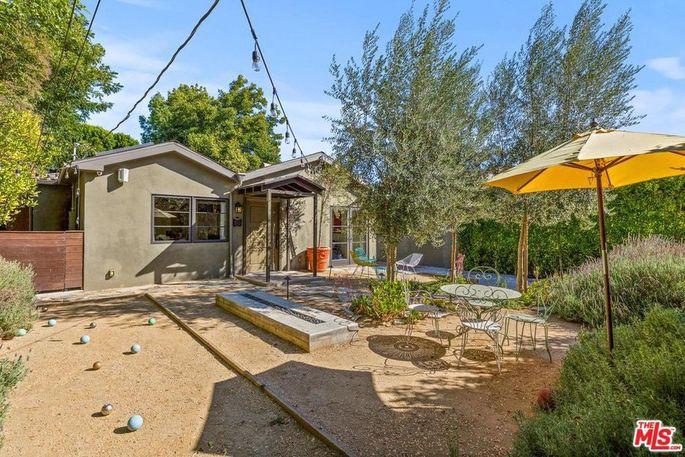 Ludo Lefebvre's Sherman Oaks, CA, home