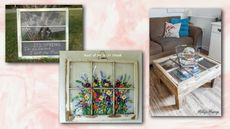 5 Ways To Repurpose Old Windows Into Something Beautiful for Your Home