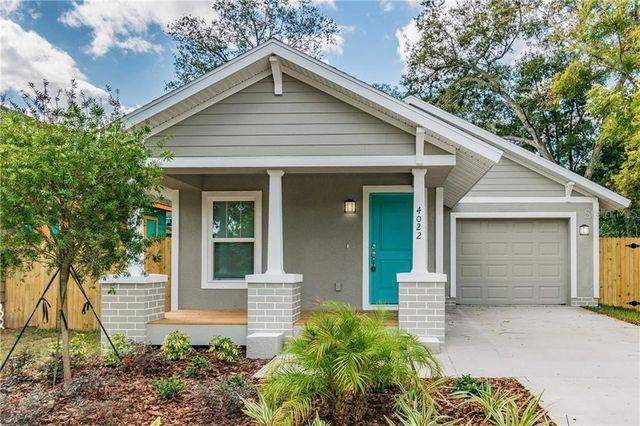 Tampa, FL exterior bungalow