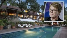 Robert Redford Bids Farewell to Wine Country, Sells St. Helena Home for $7M