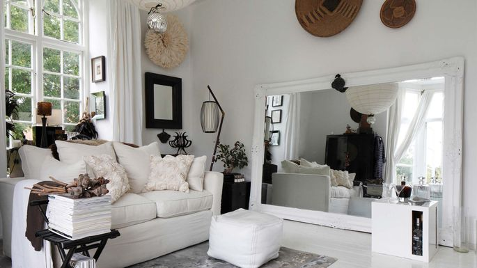 mirror decorating ideas for every room in your home | realtor®