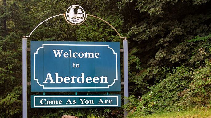 Could Aberdeen, WA, be your own personal beach nirvana?