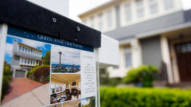 You can score some royally nice assistance on a house in Seattle's Queen Anne neighborhood