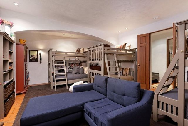 Bunk room Armstrong house Aspen