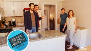 The Funny Way the Property Brothers Fix a Smelly House
