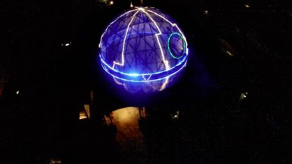 How a Neighborhood Rallied Around Family's Homemade Death Star
