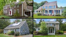 Antique Show: The 10 Oldest Homes To Hit the Market This Week