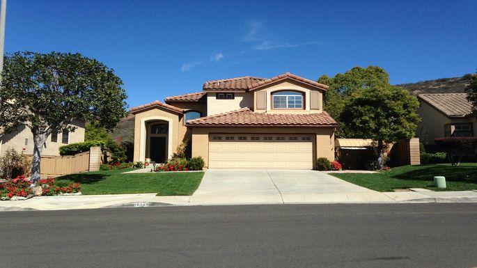American Suburban Houses