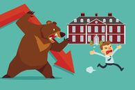 Is the Wild Stock Market Scaring Off Luxury Buyers?