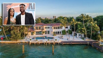 Retired NBA Star Dwyane Wade Lists Miami Beach Home for $32.5M