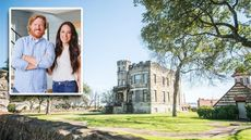 Chip and Joanna Gaines Buy a Castle That Could Do Them In—These Pics Reveal Why