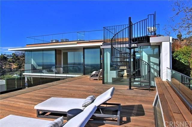 New rooftop decks