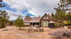 Famous Colorado Lodge Built by the Fourth Earl of Dunraven Available for $895K