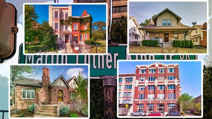 6 Charming Homes in Historic Black Enclaves Across America