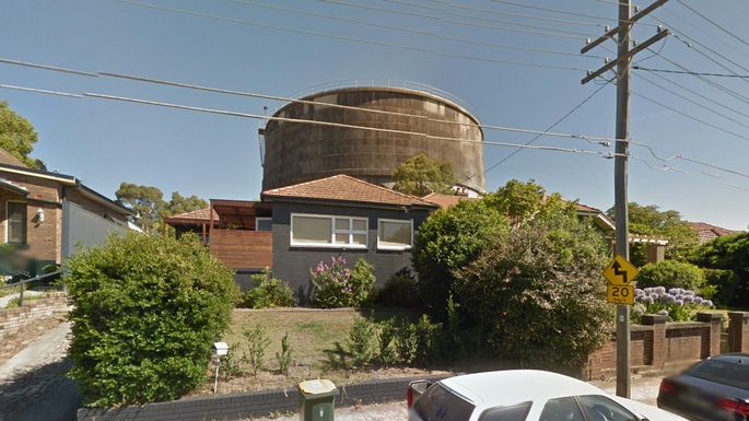 Notice something different? Street view of the home at 31A Penshurst Ave., in Penshurst, New South Wales
