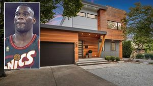 Former NBA All-Star Shawn Kemp Sells Luxe Seattle Home for $2.18M