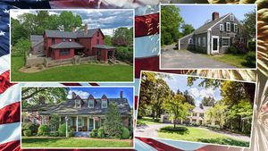 Talkin 'Bout a Revolution: 9 Historic Homes Built in the 1770s