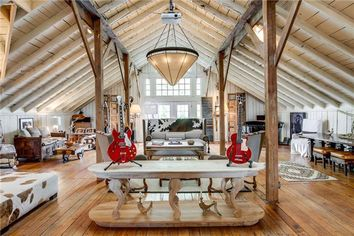 Scoot Your Boots for This Price Cut on Ronnie Dunn's Nashville Mansion