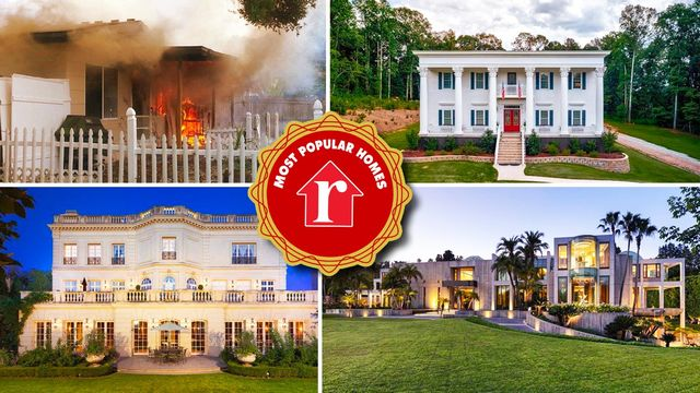 Burnin' Up! This Week's Most Popular Home Was Truly on Fire